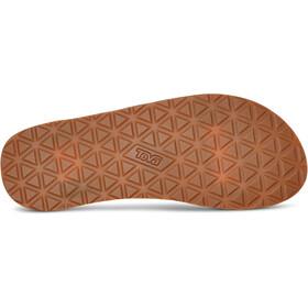 Teva Original Universal Leather Sandals Men, zwart
